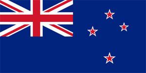 Voyage de noce dans Liens flagnewzealand